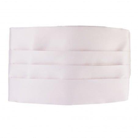 Dress Cummerbund in Blush Pink