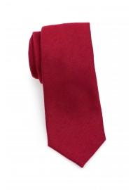 Bold Sedona Red Mens Tie