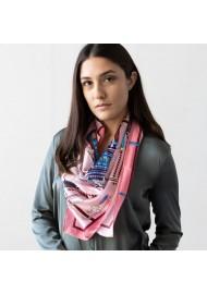 Women's Silk Designer Scarf