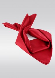 Cherry Red Ladies Scarf
