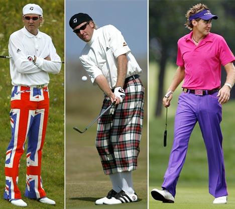 5th best dressed pro golfer ian poulter bows n ties