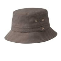 Bucket hats (also referred to as fishing caps) can be seen just about  everywhere during the warmer months of the year. Featuring a  downward-sloping brim ... 177d10d31f5