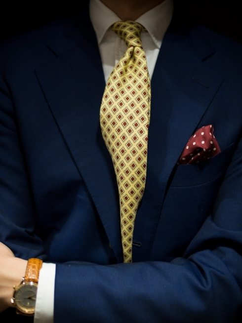style tips amp inspiration for wearing yellow ties
