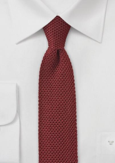 9dec71be0940 Silk Knit Ties by BlackBird – Now in Stock