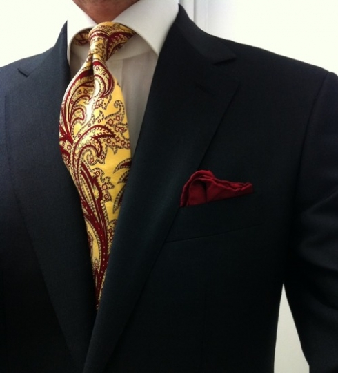 Style Tips amp Inspiration For Wearing Yellow Ties Bows N