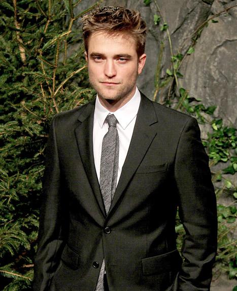 Dress Tips from Stylish Celebrities: Robert Pattinson