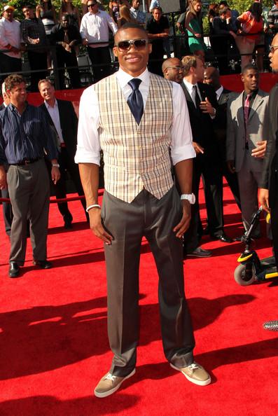 Stylish Celebrities Nba Star Russell Westbrook