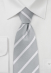 striped-tie-silver-white