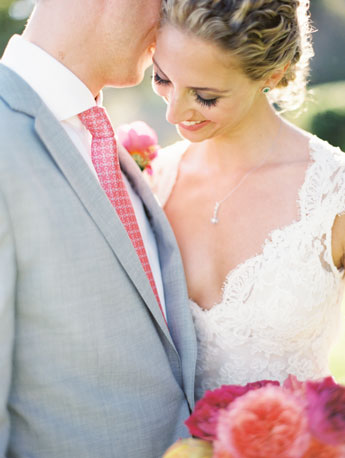 coral-necktie-wedding