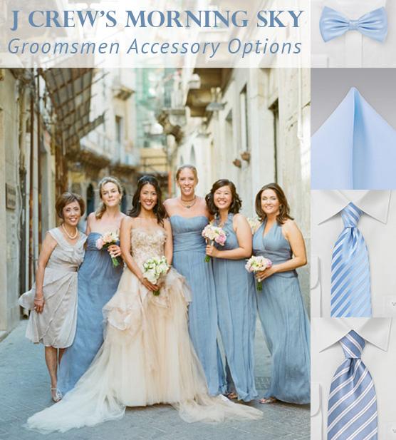 Jcrew bridesmaid dresses colors