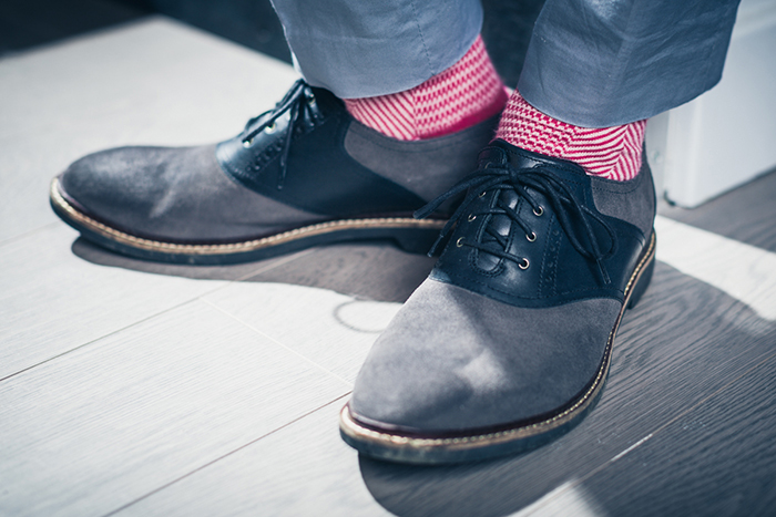 How To Match Your Ties and Socks