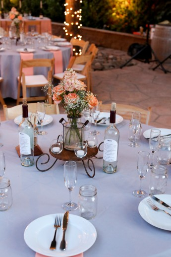 peach-wedding-decor