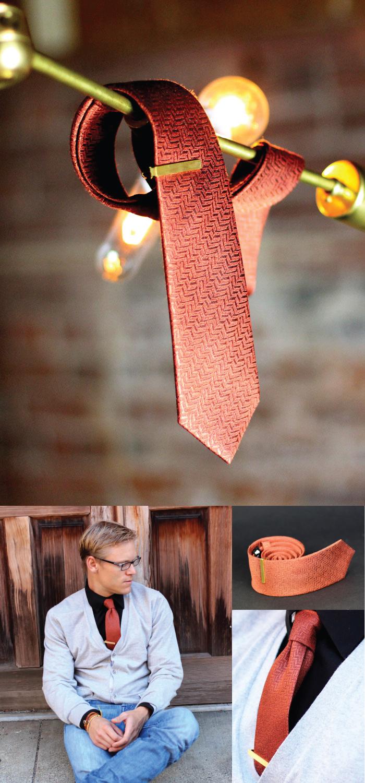 autumn-herringbone-skinny-tie