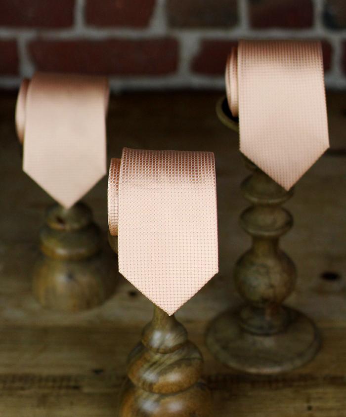 peach-apricot-neckties