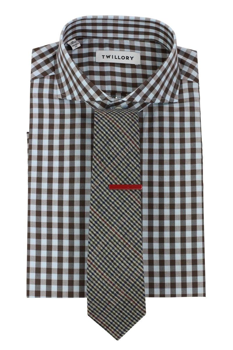 Gingham Mens Shirt