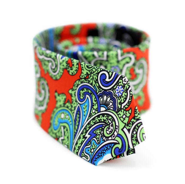 Designer Skinny Paisley Tie Collection