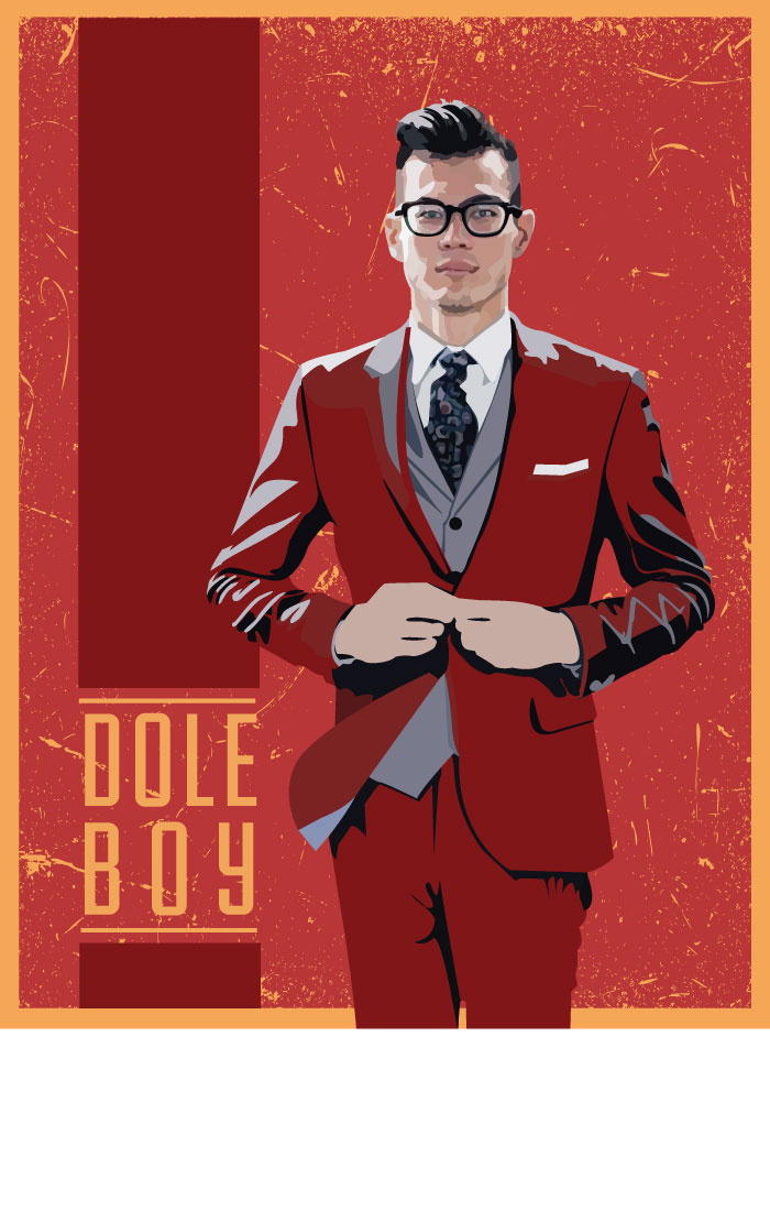 The Dole Boy - Menswear Fashion Influencer 2015