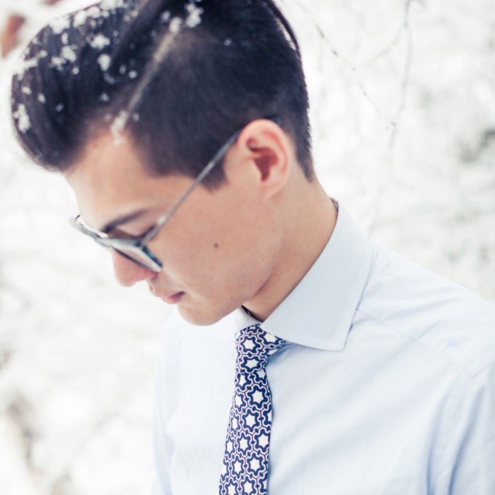 Mod Skinny Tie