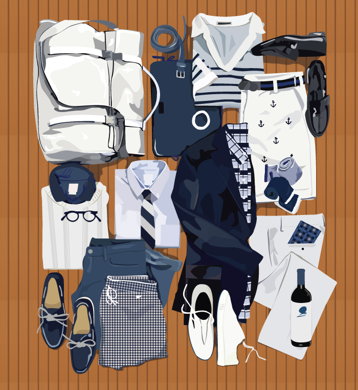 Nautical Fashion For Men