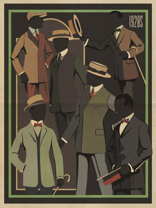 Menswear Styles Of The 1920 S Bows N