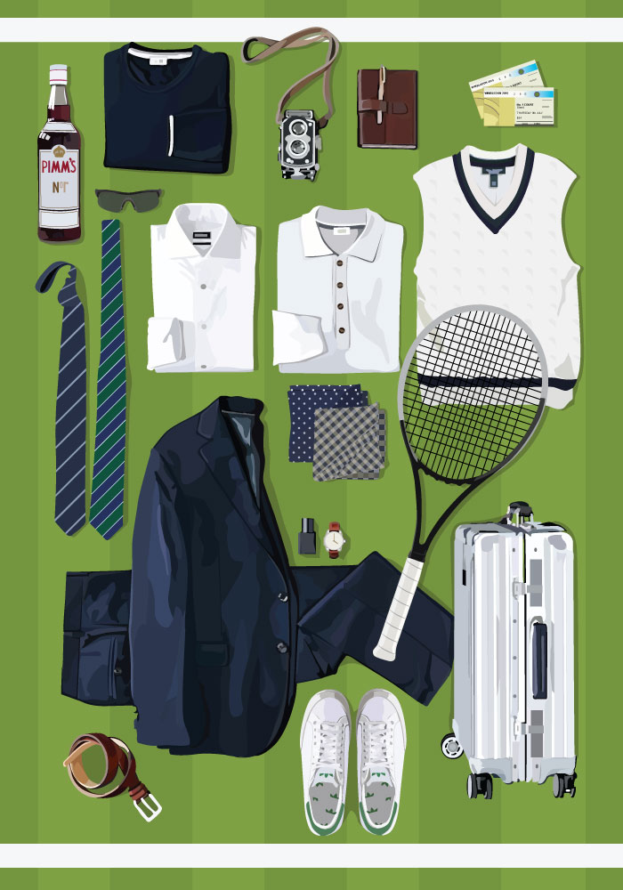 What To Wear To Wimbledon 2015