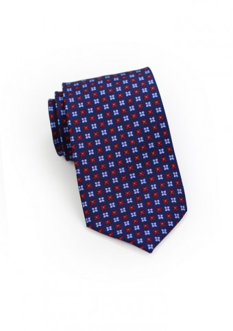 designer-floral-tie-red-blue