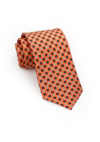 orange-peach-navy-floral-tie