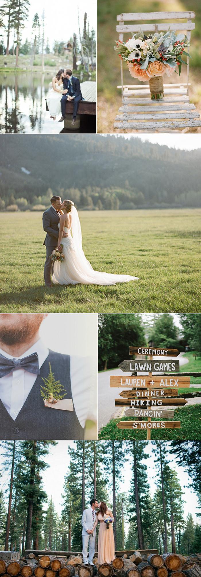 Destination Wedding To Lake Tahoe