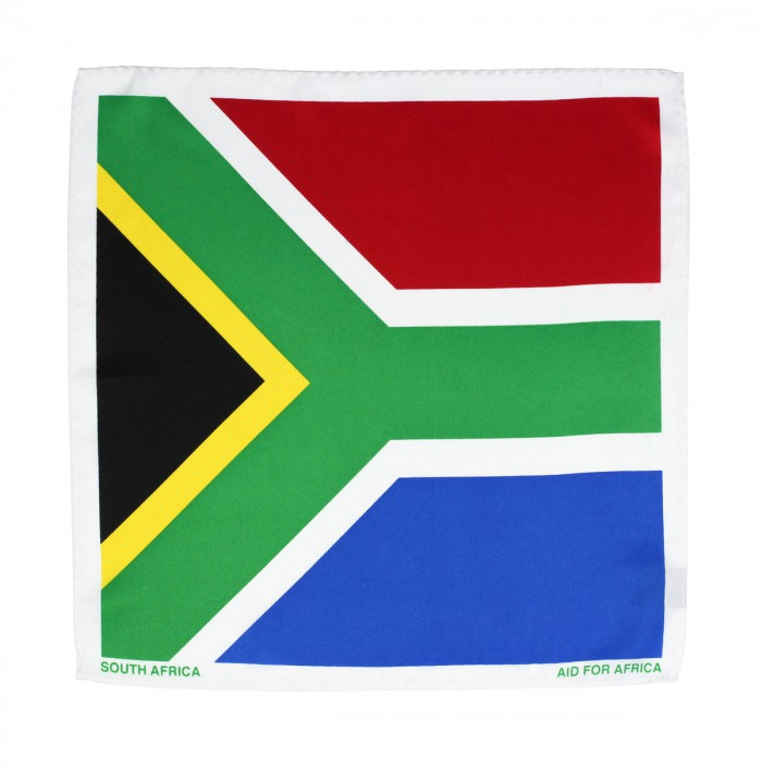South Africa Pocket Square