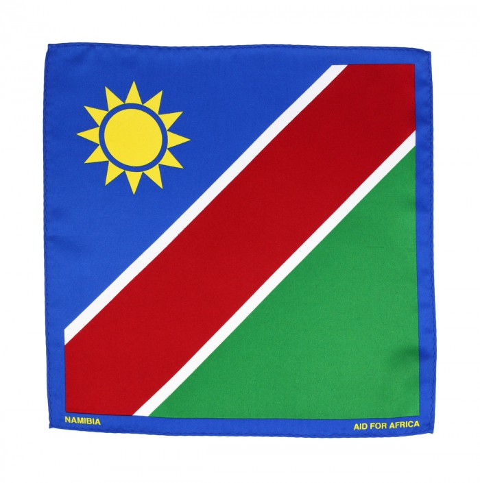 Namibia Pocket Square