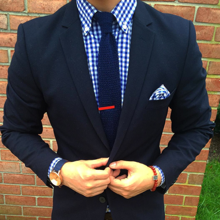 Our Red Tie Bar In Action