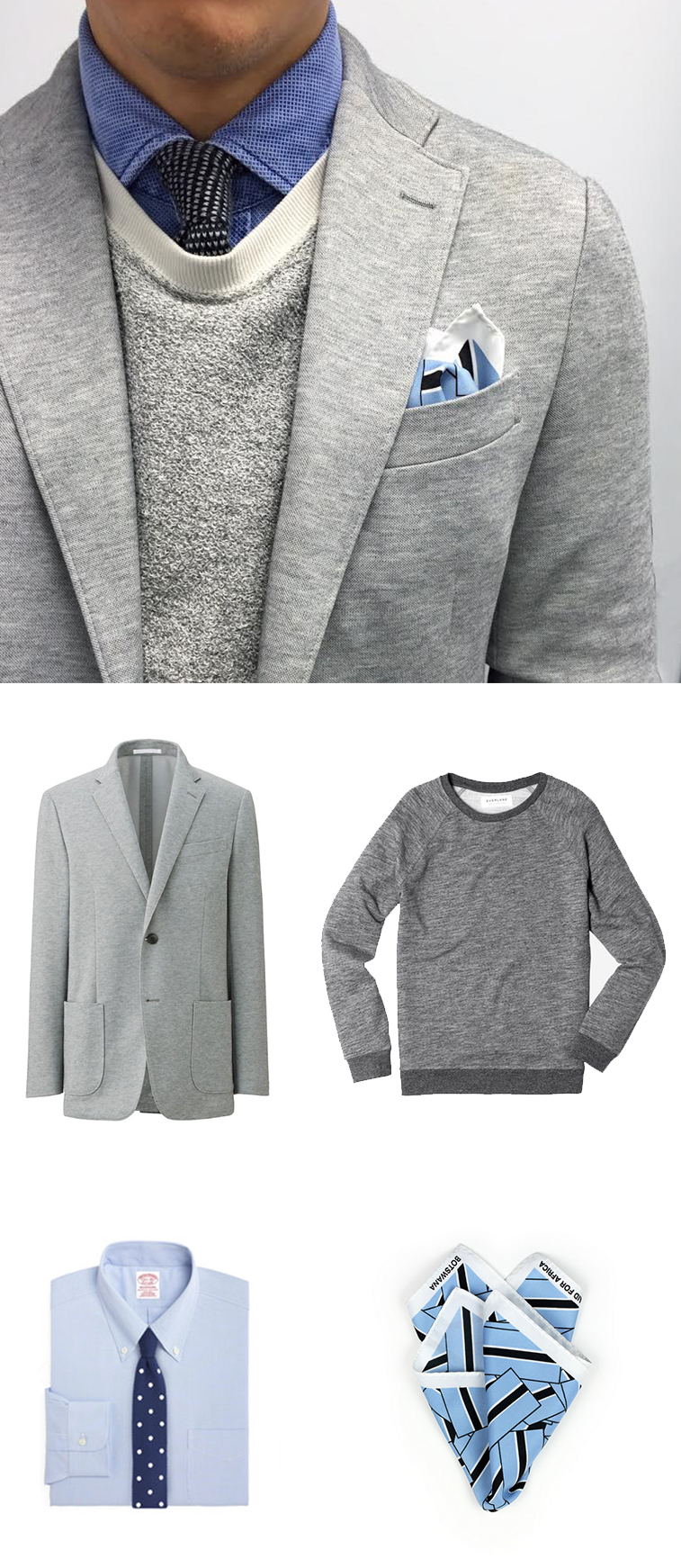 Winter Layer Menswear