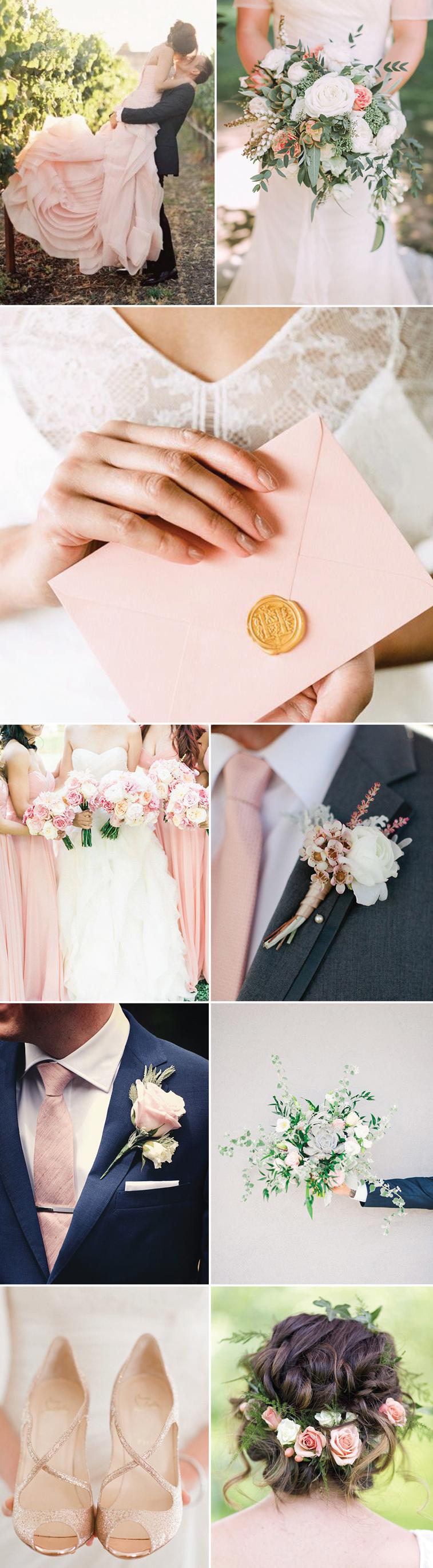 Rose Quartz Wedding