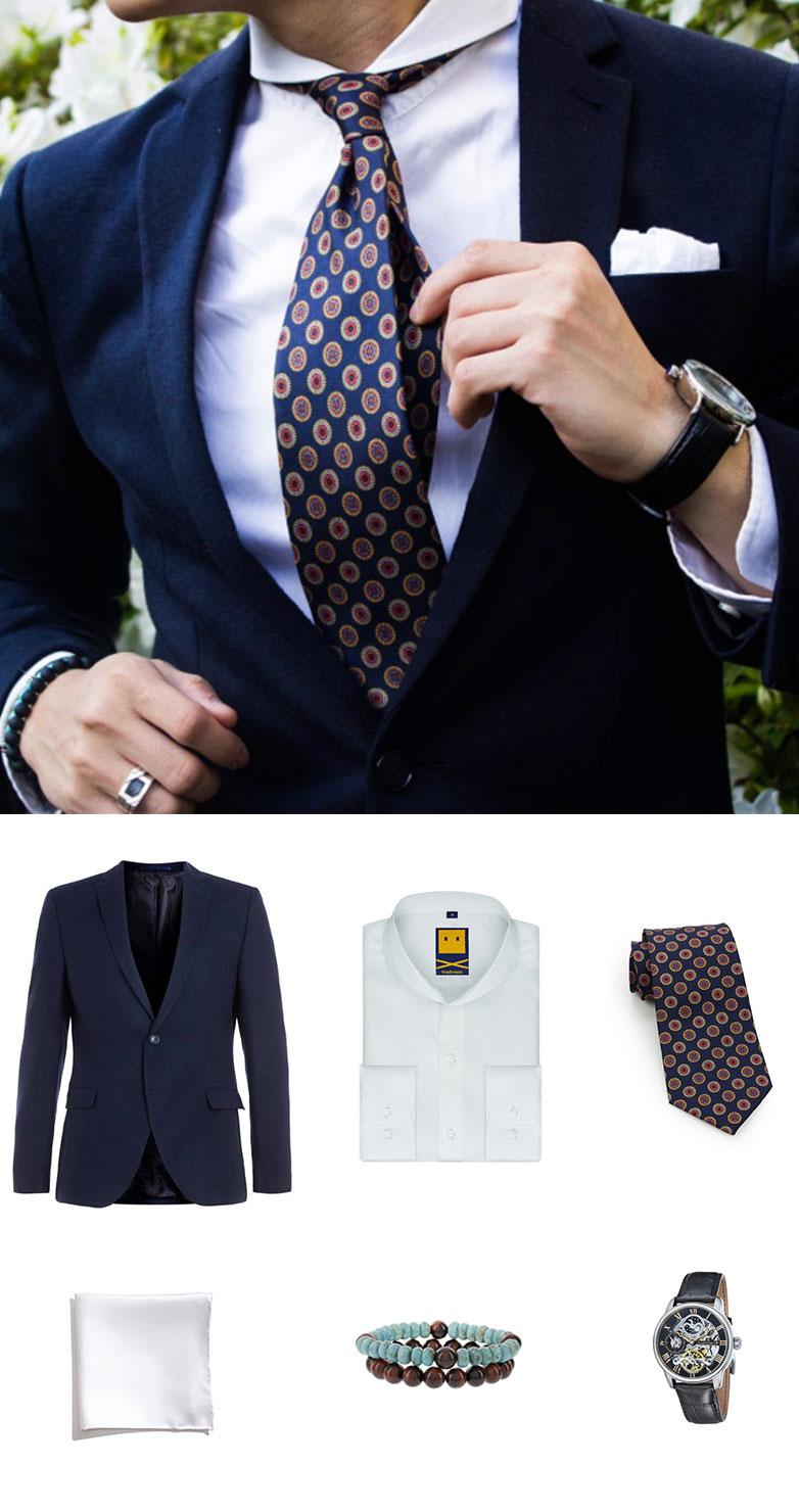 Look Of The Week - Vintage Tie