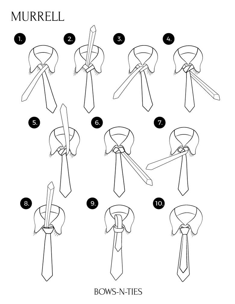 Murrell Knot Instructions