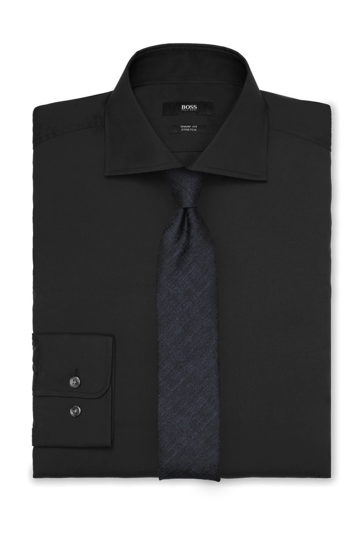 Uber Skinny Textured Tie