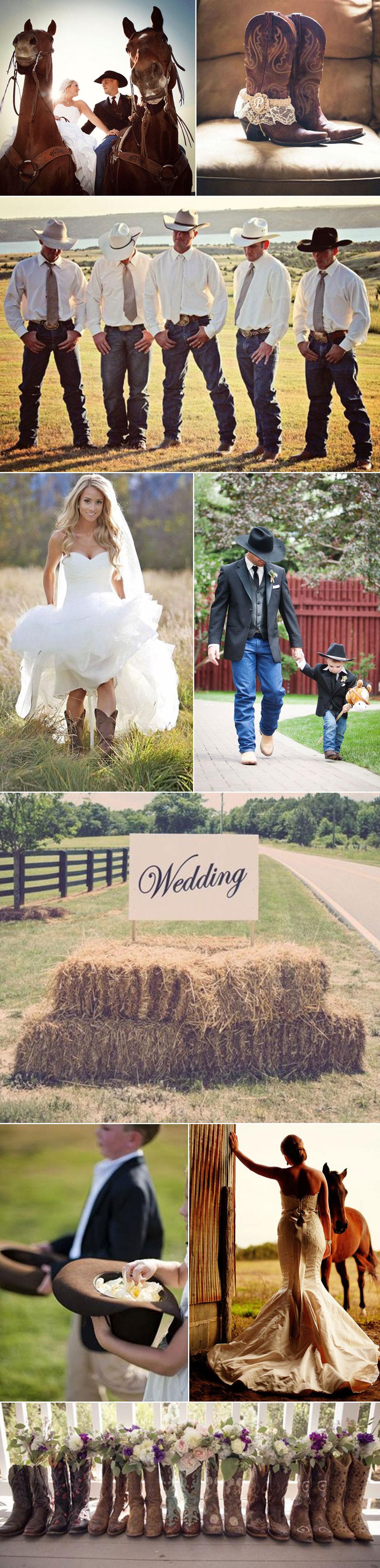 Wedding ideas for country western weddings wedding ties country western cowboy weddings junglespirit Choice Image
