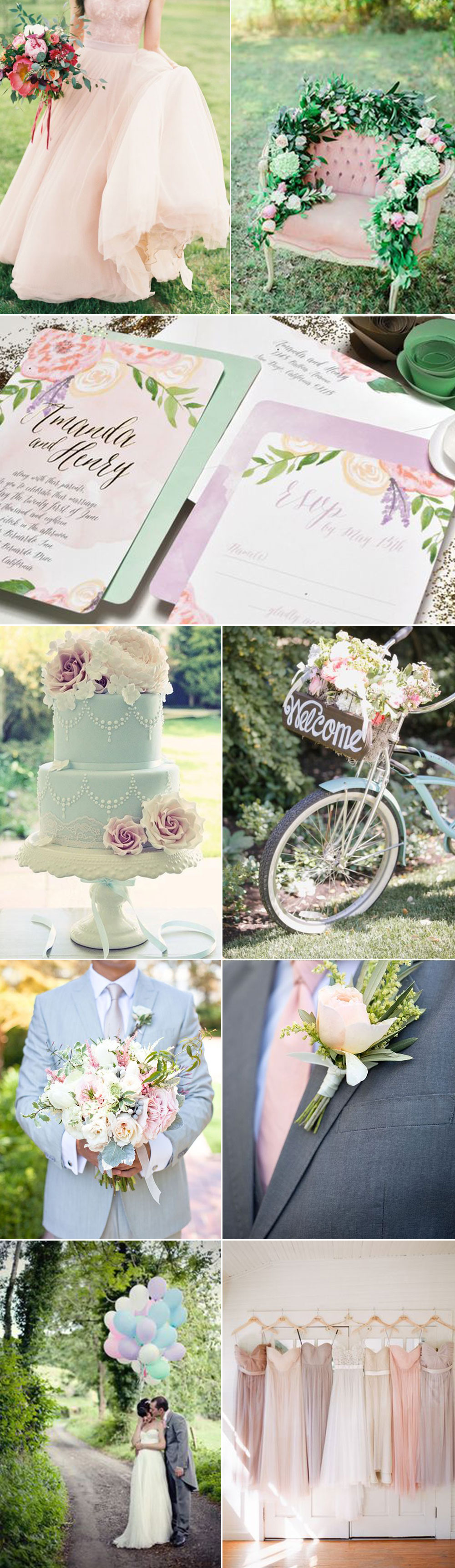 pastelweddinginspiration