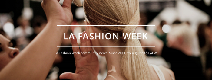 LA FASHION WEEK INTERVIEW