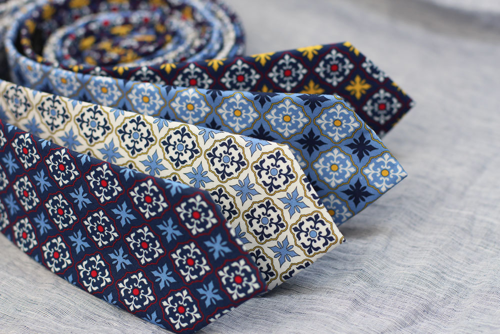 San Miguel Necktie Collection