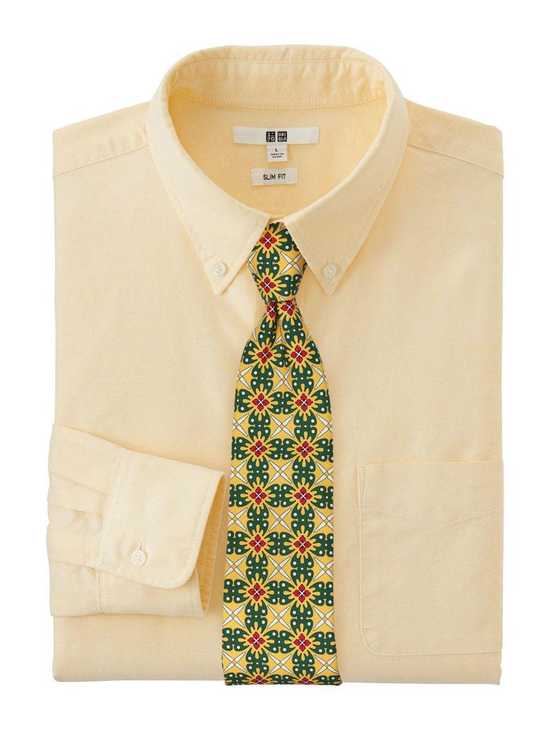 Talavera Cotton Print Necktie