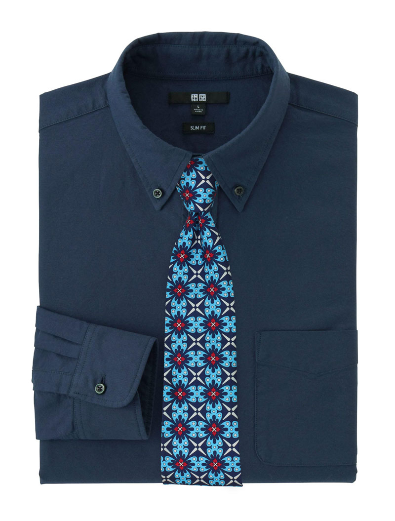 Talavera Necktie Cotton