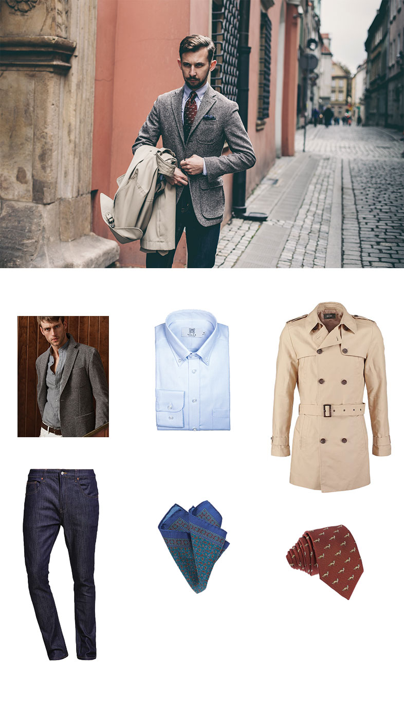 Winter Casual Menswear
