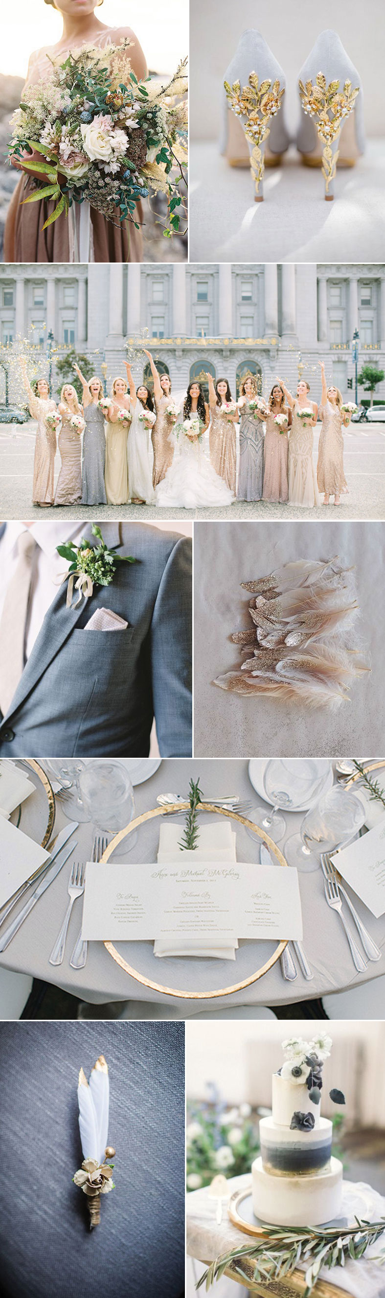 Gray-and-Gold-Wedding-