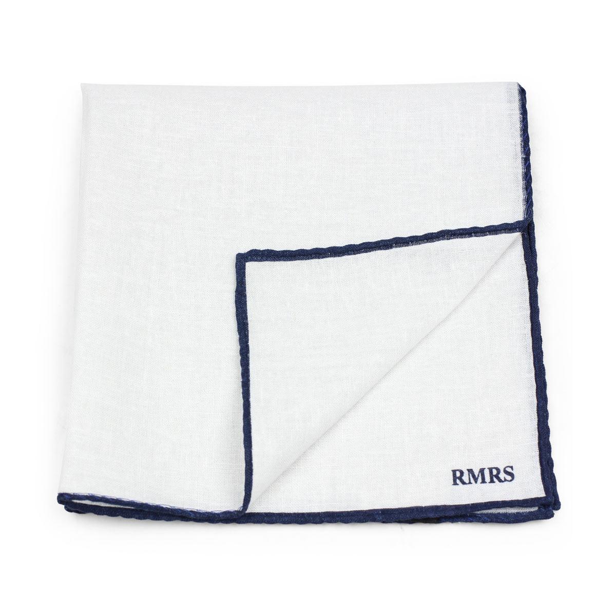 RMRS Linen Pocket Square
