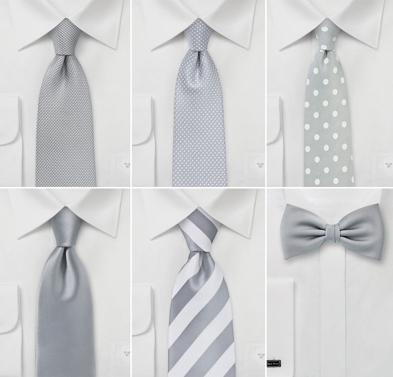 Wedding-Ties-in-Lovely-Grays