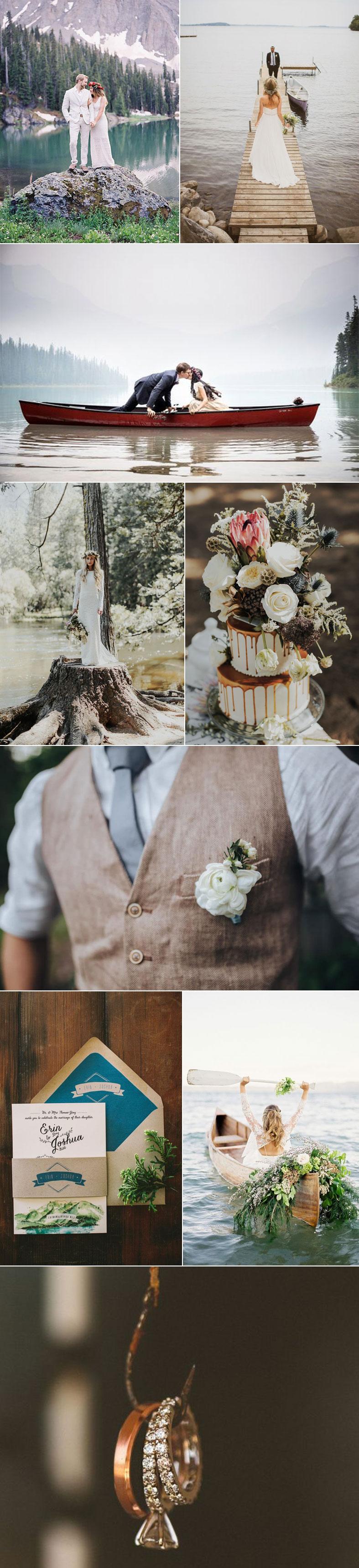 How To Plan A Lake Wedding