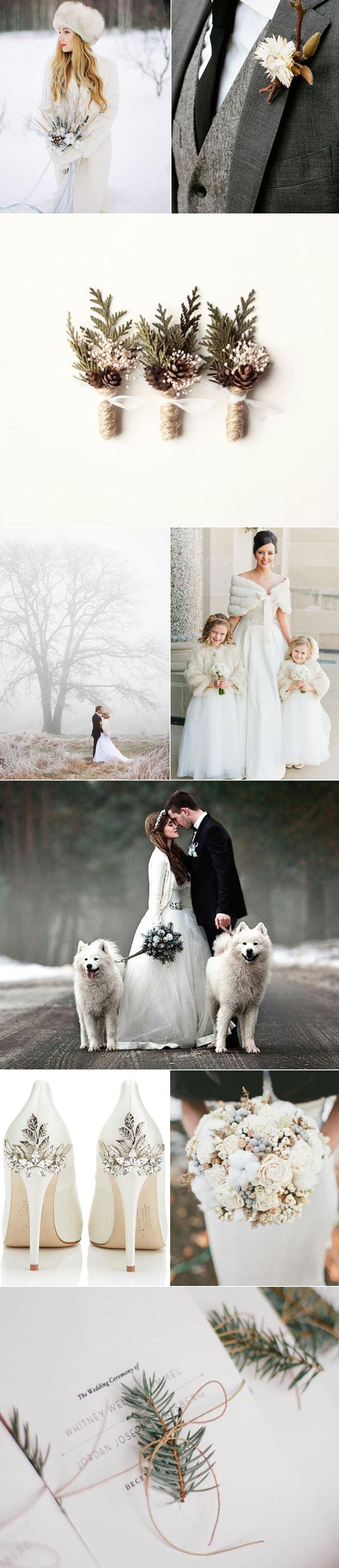 Planning A White Wedding
