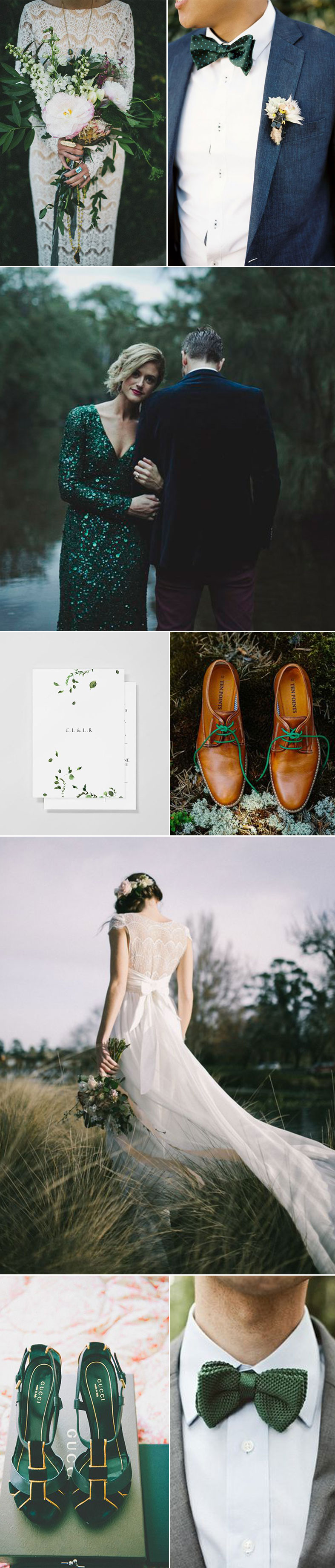Forest Green Weddings