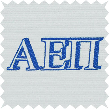 Alpha Epsilon Pi neckties